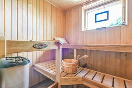 Sauna / Bastun