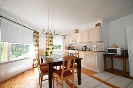 Talon keittiö