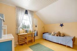 Makuuhuone (isompi talo)