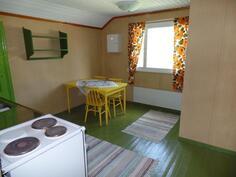 Yläkerran keittiötä