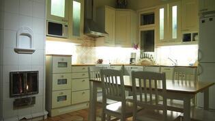 Pihatalon keittiö
