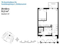 sundsberginkuja1,C17