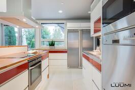 tyylikäs A la Carten keittiö