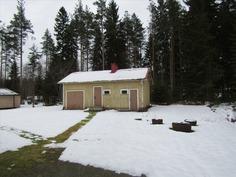 talousrakennus on sauna/puuliiteri/varasto