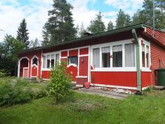 Myydään paljon remontoitu talo Multian keskustassa.