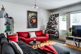 Juujärvi LKV, Myytävät kodit