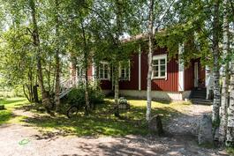 Tässä on koti komea, hyvin sievä ja sorea!