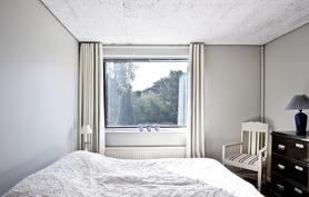Erillisen kaksion makuuhuone