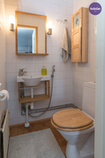 Vanhan puolen wc