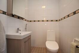 Pienen talon wc