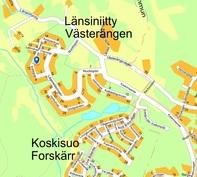 Karttanäkymä