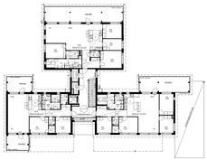 Kerrospohja, rakennus 2 (B), 2. krs.