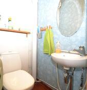 wc majoitustiloissa