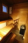 Siisti sauna!