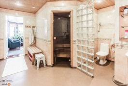Kph/wc/sauna