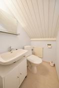 Erillinen WC / Separat WC II-krs/vån
