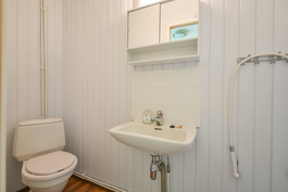 Erillinen WC / Separat WC I krs/vån.