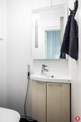 Alakerran erillinen wc-tila