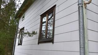Ikkunat uusittu -90 luvulla