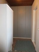 ... talossa lisäksi myös sähkötoiminen 150 l lämminvesivaraaja!