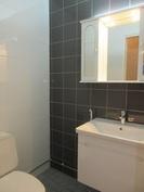 Kiinteistöllä sähkö-, vesi-, viemäriliittymät ja wc on myös juuri pintaremontoitu vedeneristyksin!