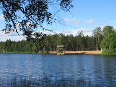 Kokemäki on kuuluisa runsaista vesialueistaan! Eerikinpolulta Pitkäjärven hiekkauimarannalle ...