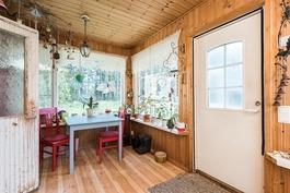 Ihana veranta