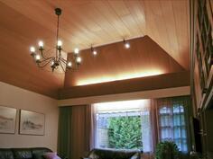 Olohuoneen katto 3,58 cm