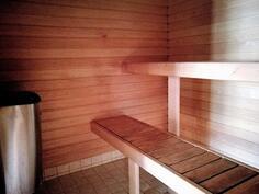 1 krs. sauna