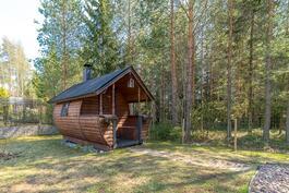 Pihasauna. Aninkainen.fi, Turku, Eija Herttuainen LKV 050 3245 676