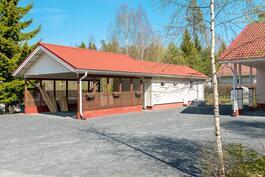 Autotalli / katos / varasto, Aninkainen.fi, Turku, Eija Herttuainen LKV 050 3245 676