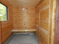 sauna pukuihuone