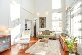 Klassinen ja ajaton tyyli on kodin sisustuksen punainen lanka