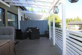 30 m² terassi