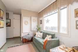 Makuuhuone IV / vierashuone
