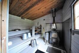 piha sauna