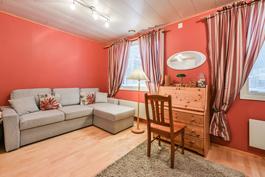 Makuuhuone jonka voi jakaa / Sovrum som kan delas