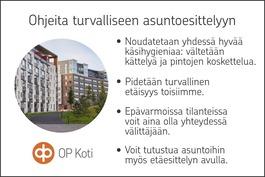 Ohjeita turvalliseen asuntoesittelyyn