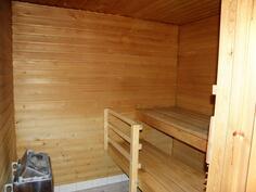 käyttökuntoinen sauna
