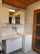 Kodinhoitohuone on uusittu 1990-91 vaihteessa