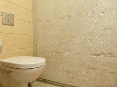 alakerran industrial-henkinen wc