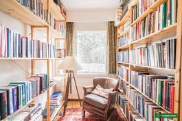 Kirjastohuone