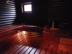 Sauna isollekin perheelle