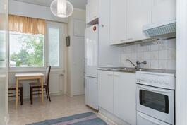 Pienen puolen keittiö