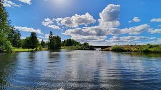 Särkisalmi, Simpelejärvi