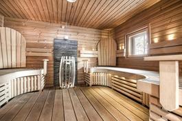 Upea sauna