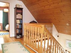 Yläkerran aulaa