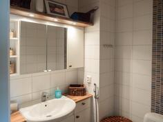WC peilikaappi