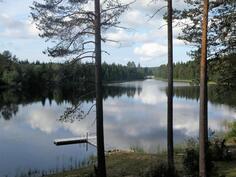 järvimaisemaaa terassilta