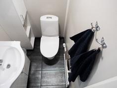 alakerran pieni wc
